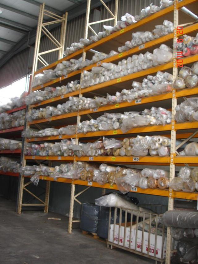 Assorted Fabric in Rolls - Large Stock