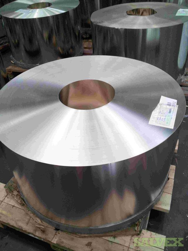 Prime Electrolytic Tinplate Coils (641.125 MT)