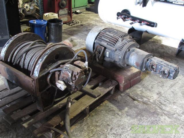 Braden Winch & Pump (15 Ton)