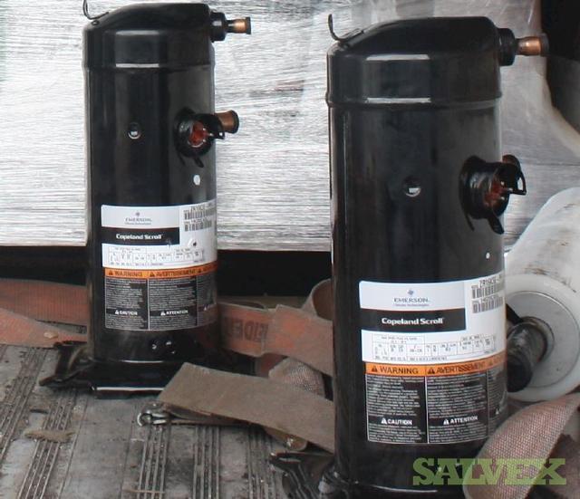 A/C Compressors (748 Units) Quick Sale
