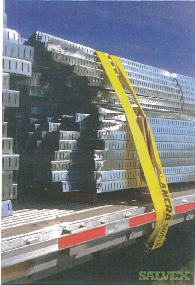 Shaft Wall Studs & Deflection Tracks (One Truckload)