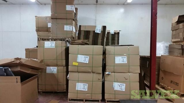 Cardboard Boxes - 17 Pallets