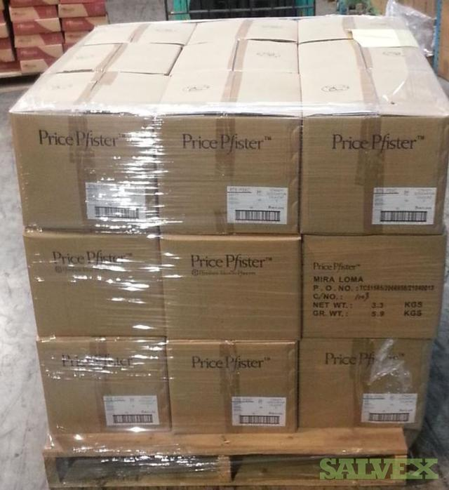 Price Pfister Trim Kits (Bathroom, Kitchen Faucets & Handles ...