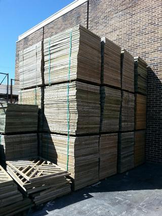 Chippendale Porch Panels B Grade 1 Load Salvex