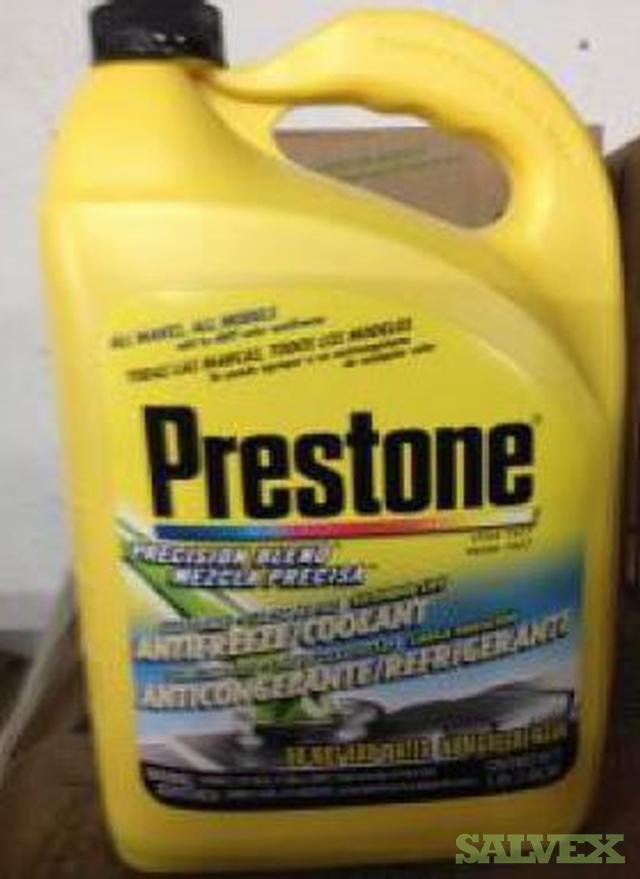 Prestone AntiFreeze Coolant   Salvex