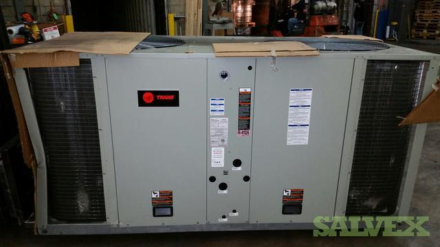 Trane Ac Unit 20 Ton Split System Cooling 1