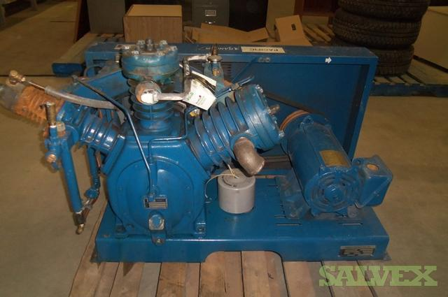 Ingersoll Rand and Pacific Ranger Air Compressors (Used)
