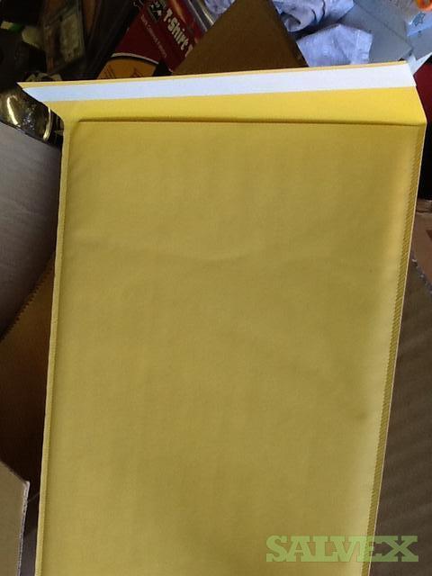 Padded Brown Shipping Envelopes (2,000 Units)