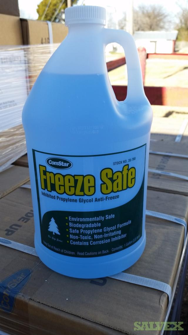 HVAC Chemical Cleaners Antifreeze and Supplies - Lg Qty | Salvex