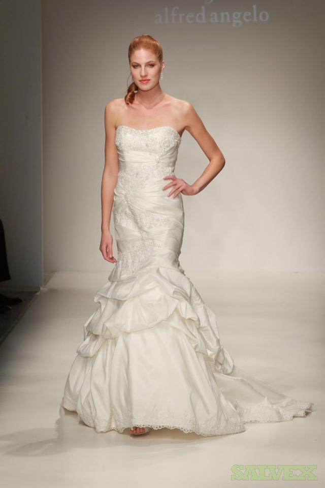 Alfred Angelo Wedding Gowns - 80 Units