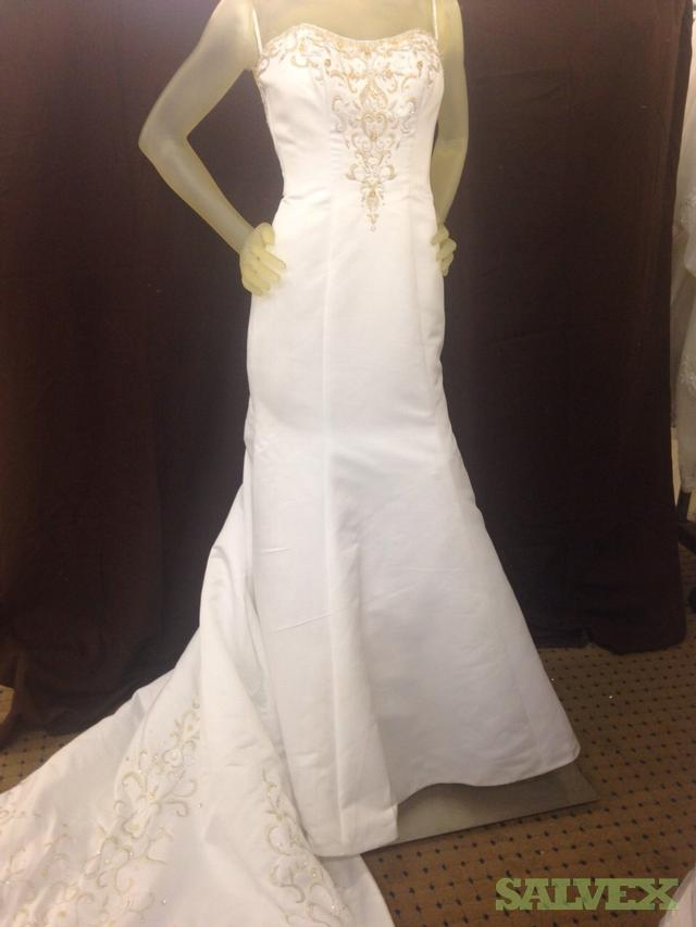 Assorted Wedding Gowns