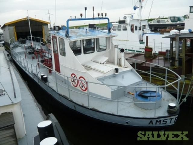 Small Tanker / Bunker Barge | Salvex
