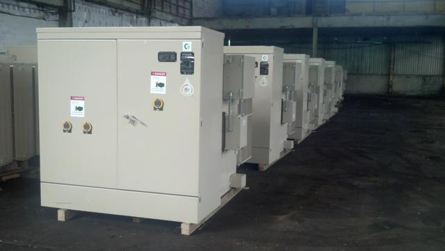CG Power Systems Transformers 1,000 kva (40 Units)
