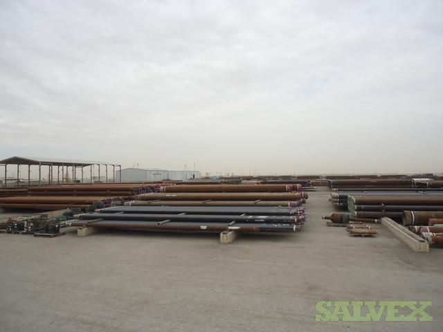 Various Sizes Line Pipe, Casing and Drilling Equipment for Structural