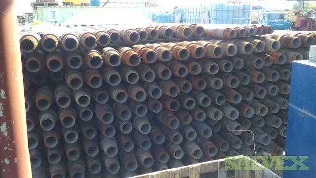 5 1/2 19.78# 0.36WT S-135 HT55 Structural Drill Pipe (6,510 Feet)