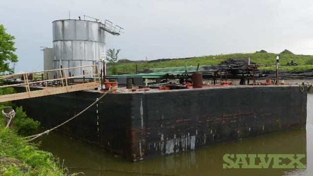 Deck Barge 50 ft