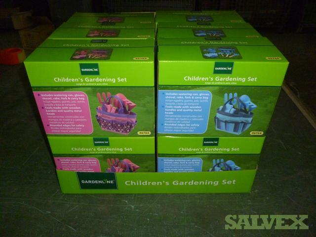 Childrens' Garden Tool Sets