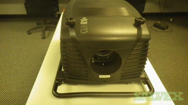 Electronics - Barco CLM R10   DLP Projectors 701080p LED HTDV