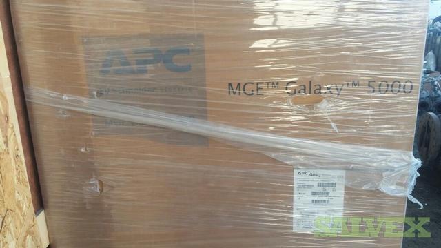 mge galaxy 5000 ups manual