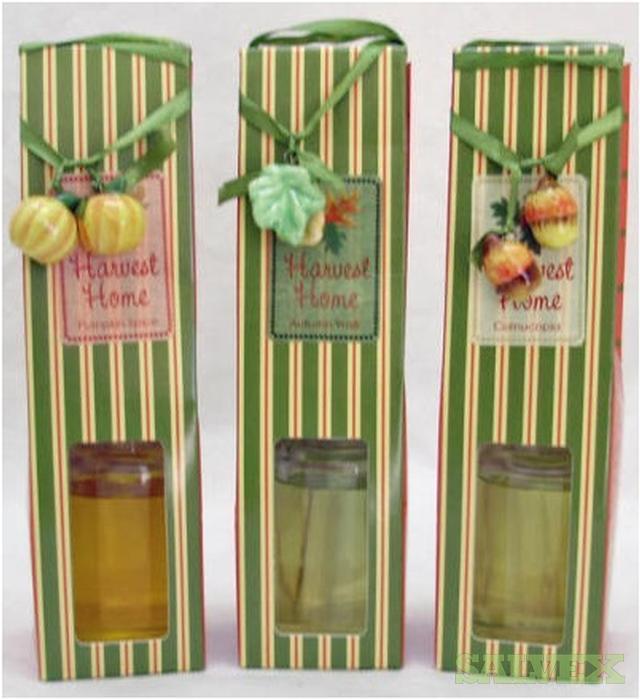 Harvest Home Fragrance Diffuser 3 Piece Gift Sets (1,100 Sets)