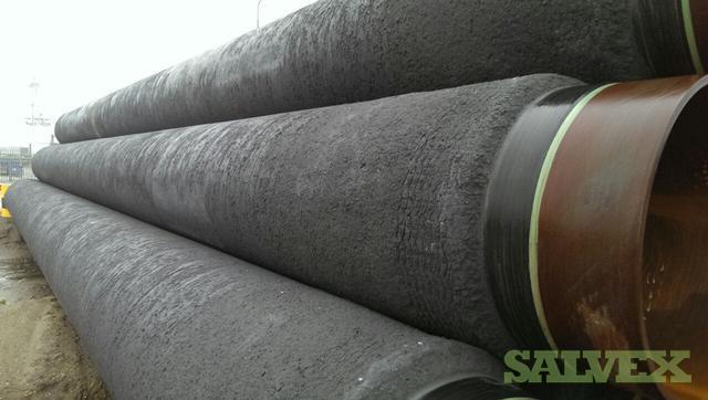 30 .750WT X52M 3LPE Surplus Line Pipe (7,218 Feet)