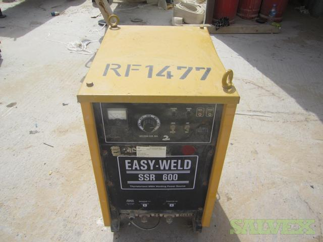 Esab Welding Rectifier DC600 - Qatar | Salvex