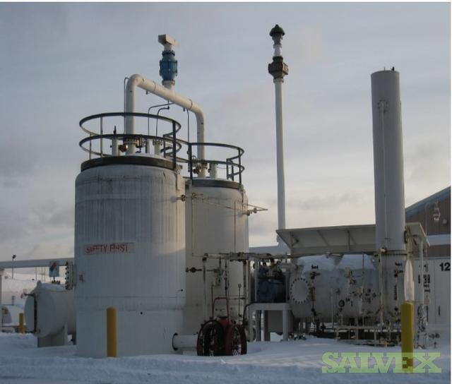 John Zink Gasoline Vapor Recovery Unit Vru Salvex