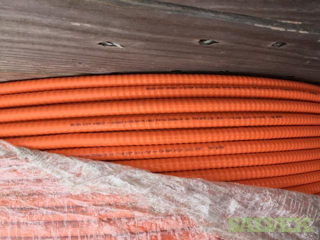 Belden Fiber Optic Cable (5420 Feet)