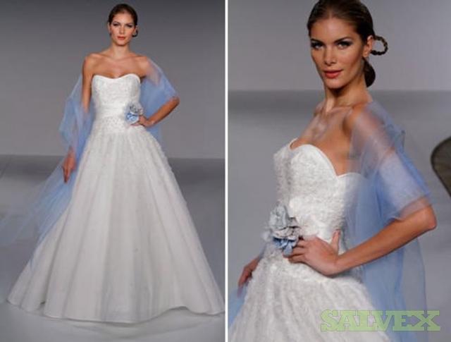Wedding Dresses Priscilla of Boston & Melissa Sweet