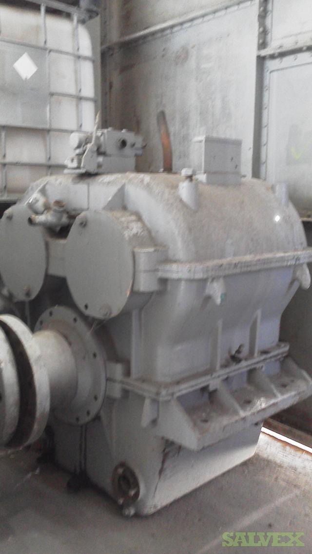 Lohmann & Stolterfoht Marine Gearboxes