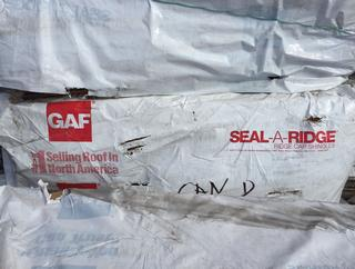 Gaf Seal A Ridge A Grade Ridge Shingles Salvex