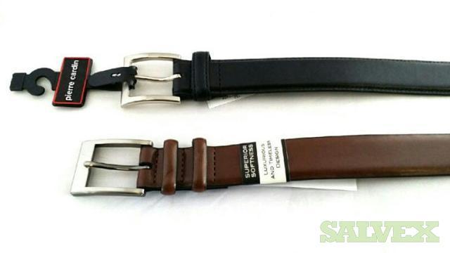Assorted Men's Belts (10,000 Units)
