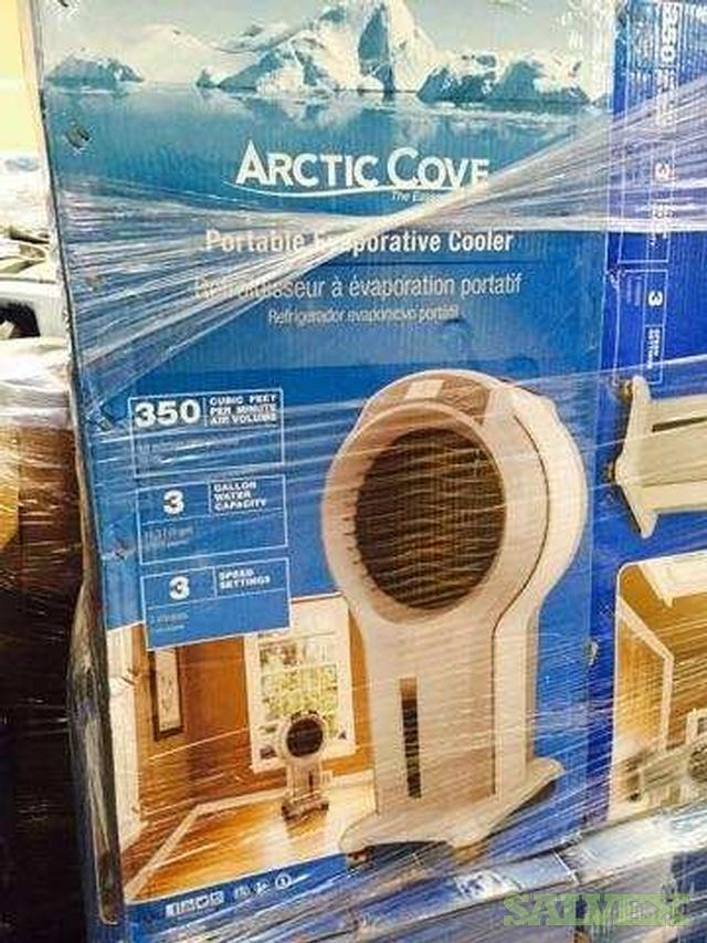 Air Conditioner Cooler By Arctic Cove Salvex