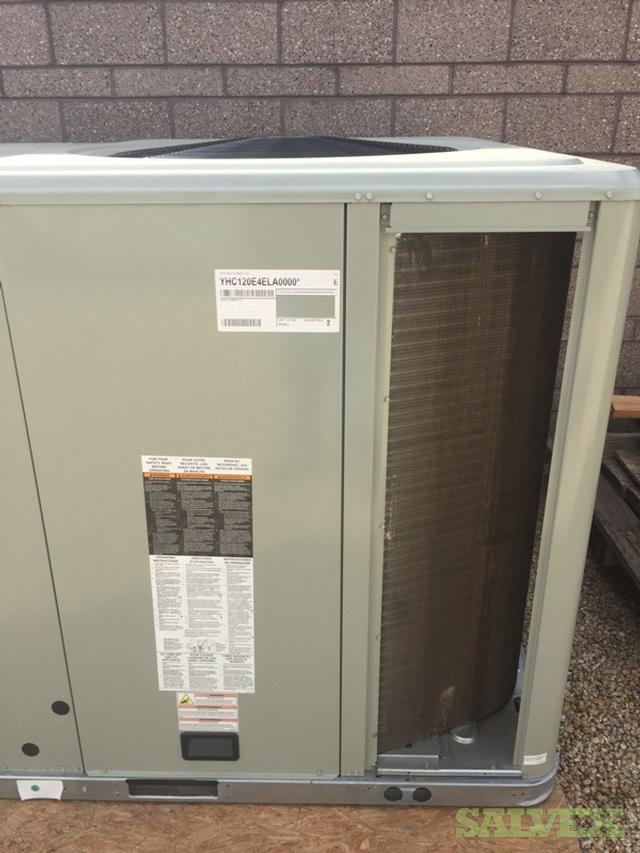 Dx Cooling Gas Heat Trane Packaged Rooftop 10 Tons Salvex