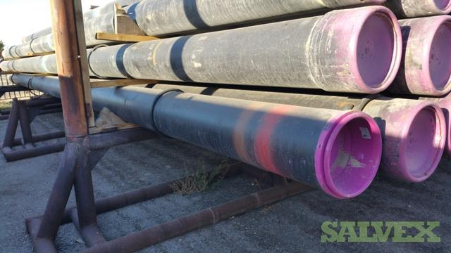 11 3/4 60.00# L80 VAM SLIJ II  PSL 2 R3 V&M Surplus Casing (6,417 Feet)