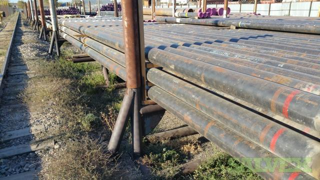 9 7/8 66.90# Surplus Casing (2,457 Feet / 75 Metric Tons)