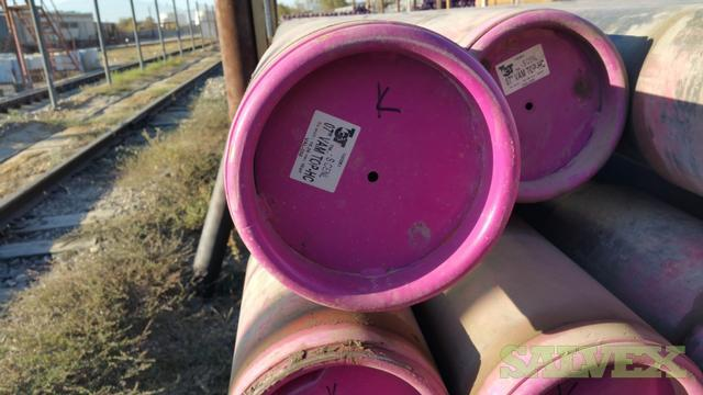 7 29# L80 VAM TOP HC R3 Surplus Casing (3,609 Feet)