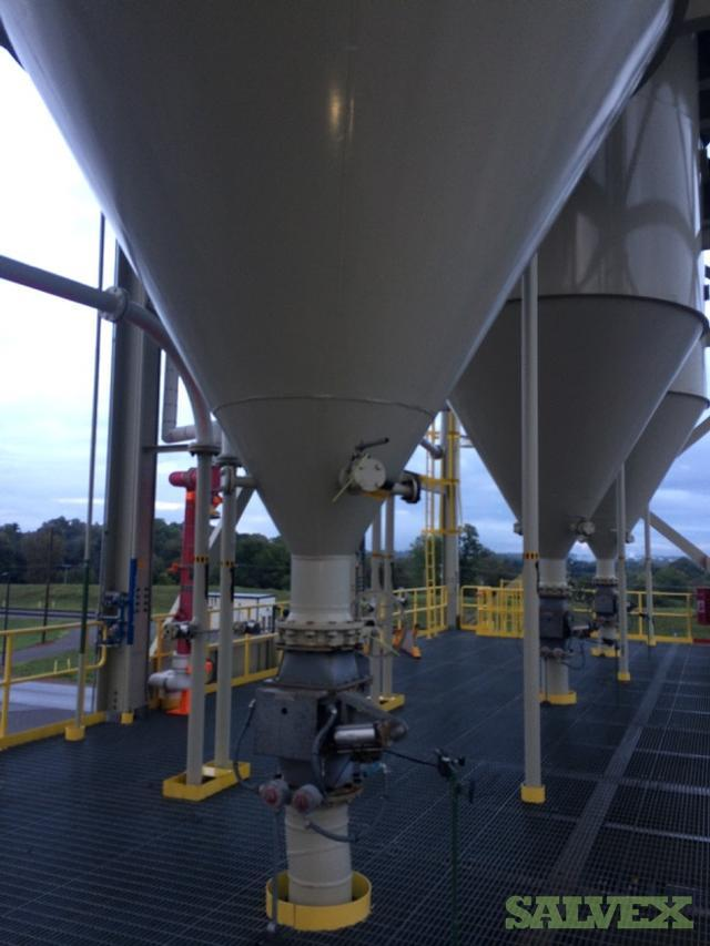 Complete Silo System (Built 2010, 29,700 Gallons)
