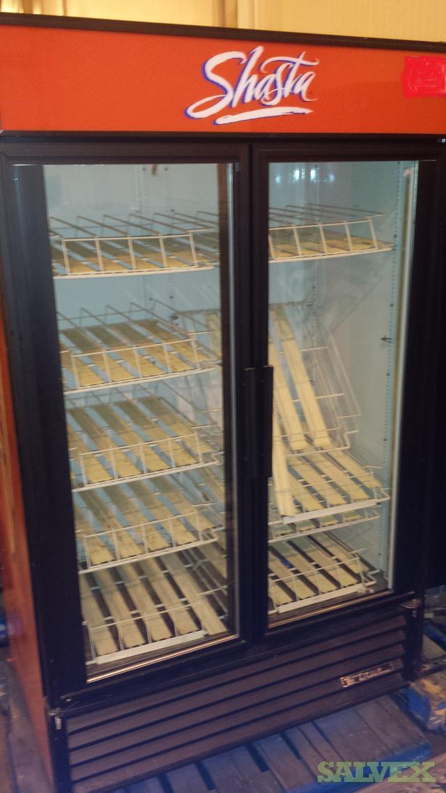 Beverage Coolers, MT38, GDM & ESM (Stand-Up) 8 Units