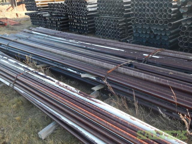 Ameron Fiberglass Pipe - 4in 1341 40ft Joints