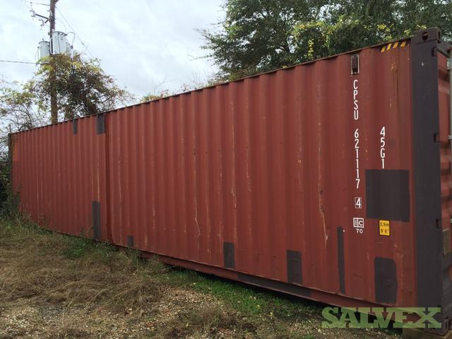 Abandoned Shipping Containers Salvex