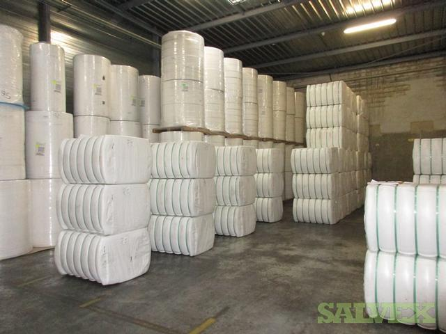 Bales Of Polyester Fiber 71 Bales Salvex