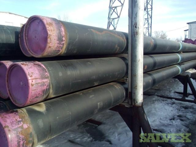9 7/8 66.90# VM110SS Vam SLIJ-II-ND 36.6 Surplus Casing (5,014 Feet / 152 Metric Tons)