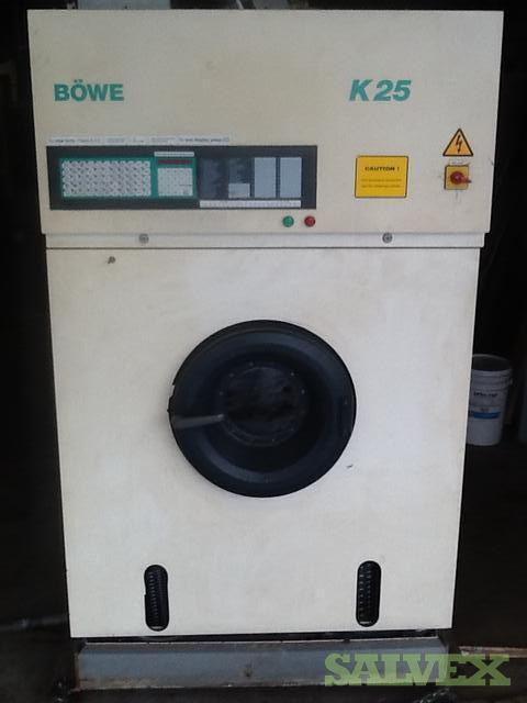 Bowe K25 Dry Cleaning Machine