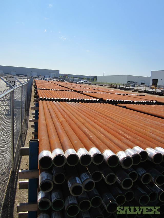 4.68 16.2# Q&T R3, Michigan Seamless Tubing Surplus Tubing (49,825 Feet)
