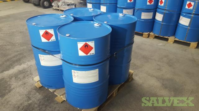 MIBC (Methyl Isobutyl Carbinol) in Drums - Used in Mineral Flotation and Production of Lubricant Oil Additives (12,920 kgs)