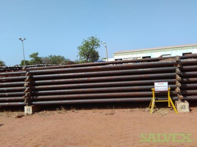 4 1/2 12.75# L80 EUE R2 Surplus Tubing (26,580 Feet)