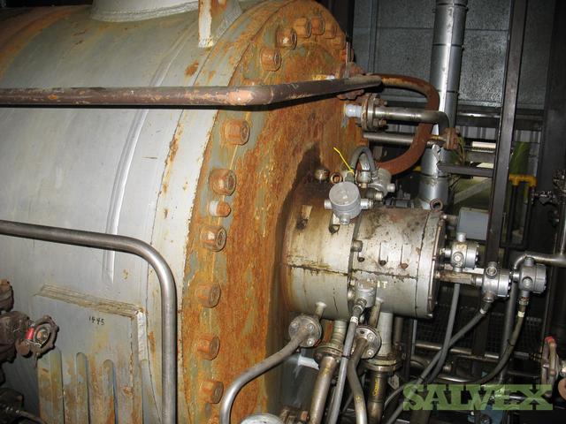 Delaval-Stork 8BL37 Refrigeration Compressor