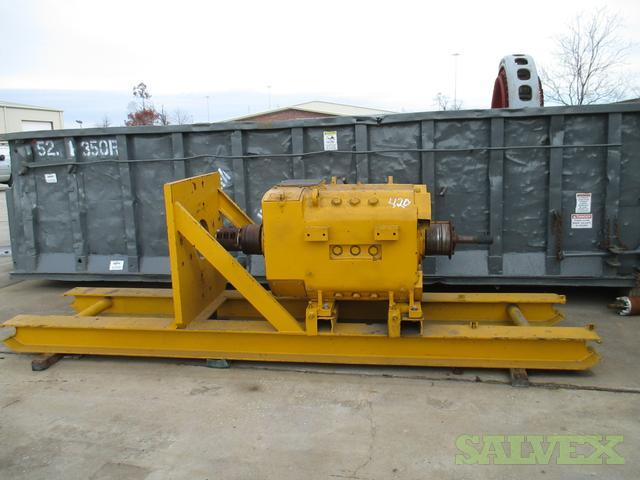 Ge 752 up traction motor salvex for What is traction motor