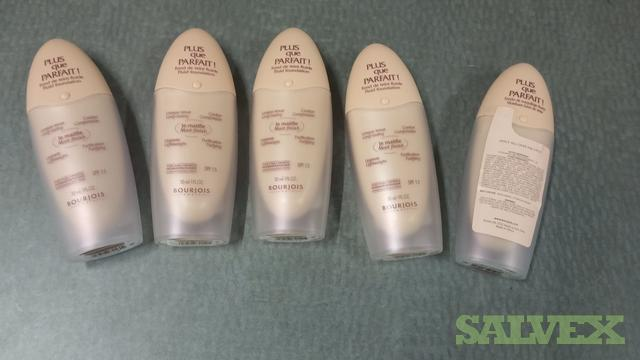 Bourjois Plus Que Parfait Foundations, Assorted Colors